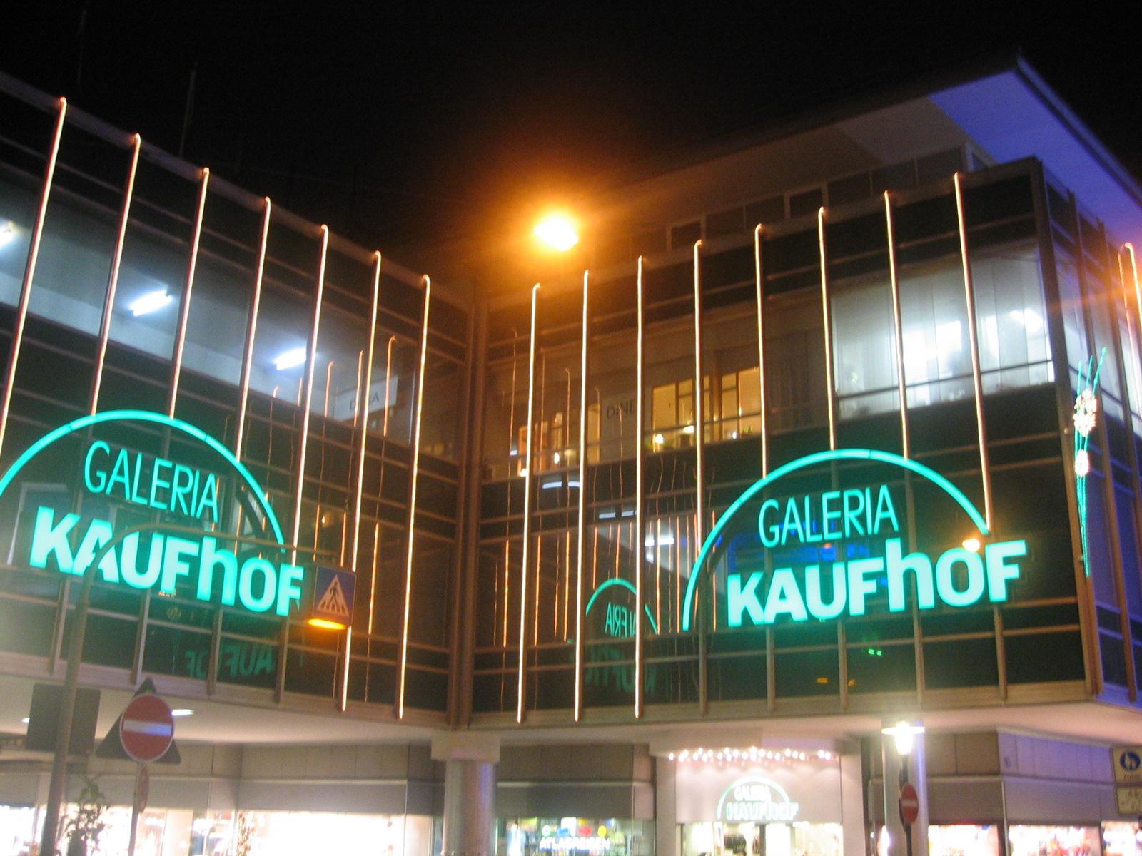 Galeria Kaufhof Krefeld