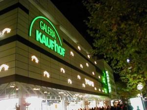 Galeria Kaufhof Stuttgart