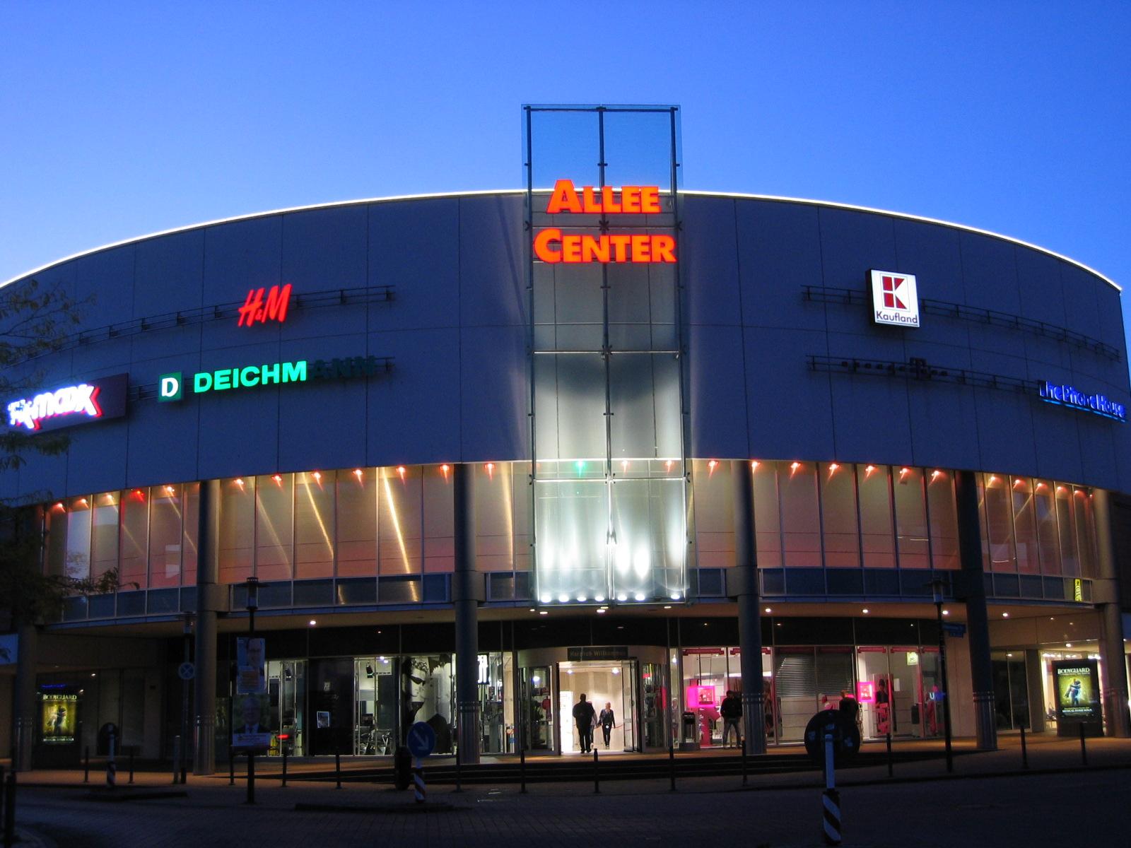 Allee Center Essen Altenessen